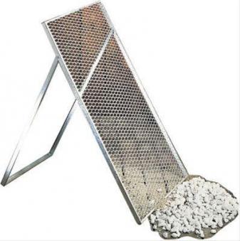 Dw-Sieb Streckmetall MW 17X40 1200 X 800 Bild 1