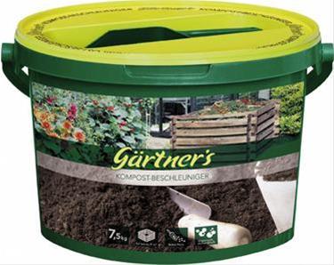 Kompost-Beschleuniger 7,5 kg Bild 1