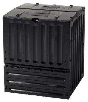 Komposter ECO-King 400 Liter schwarz Garantia 627004 Bild 1