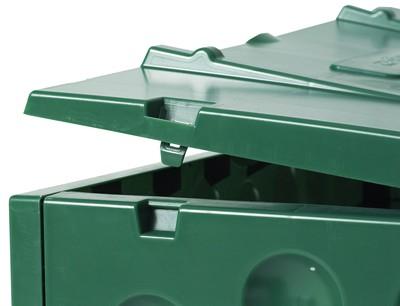 Komposter ECO King 600 Liter grün Garantia Bild 3