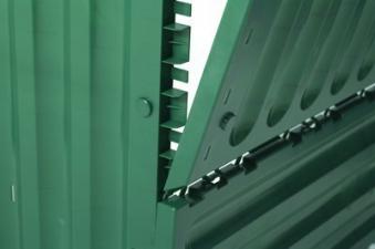 Komposter ECO King 600 Liter grün Garantia Bild 2