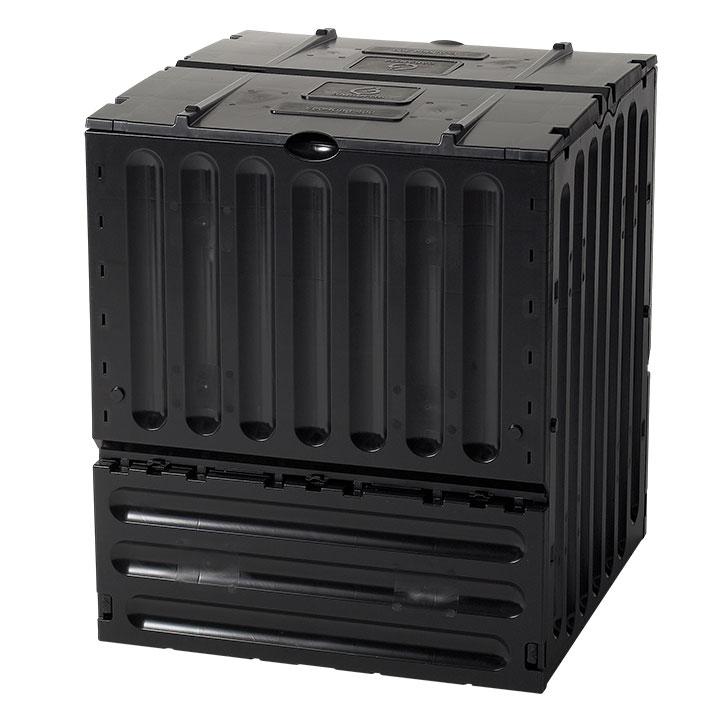 Komposter ECO King 600 Liter schwarz Garantia Bild 1