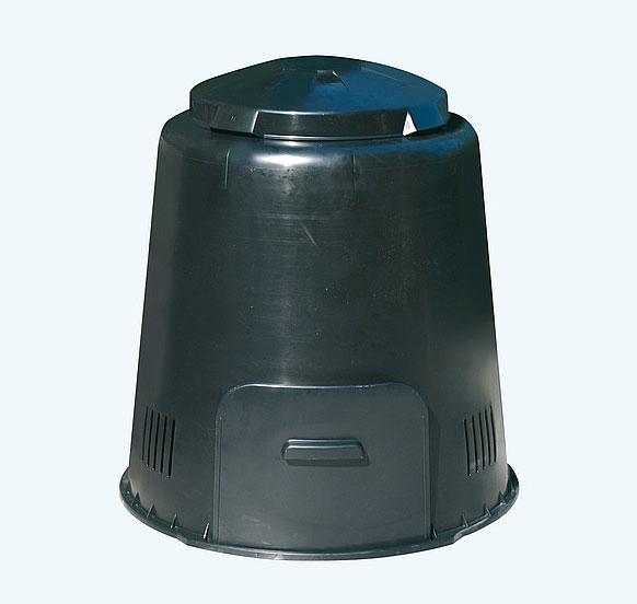 Komposter ECO-Komposter 280 Liter ohne Boden schwarz Garantia Bild 1