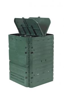 Komposter / Thermokomposter Thermo-King grün 600 Liter Garantia 626002 Bild 2