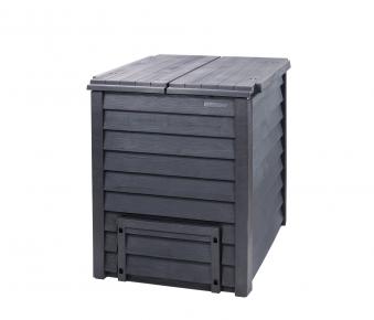 Komposter / Thermokomposter Thermo-Wood 600L braun GARANTIA 626050 Bild 1
