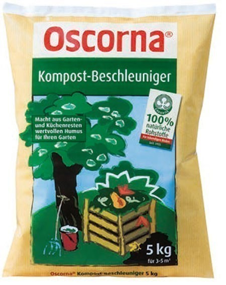 OSCORNA Kompostbeschleuniger 5 kg Bild 1