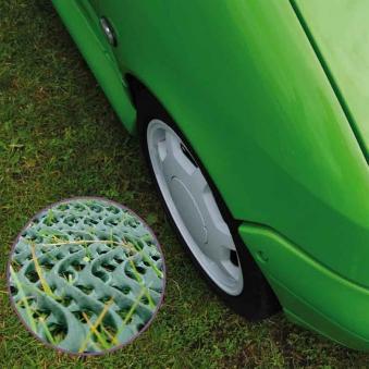 Rasenschutzgitter Premium Noor grün 60x80cm Bild 2