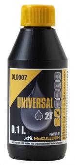 2-Takt-Motor Öl Premium OLO007 0,1Liter für McCulloch Motorgeräte