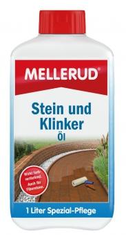MELLERUD Stein und Klinker-Öl 1,0 Liter Bild 1