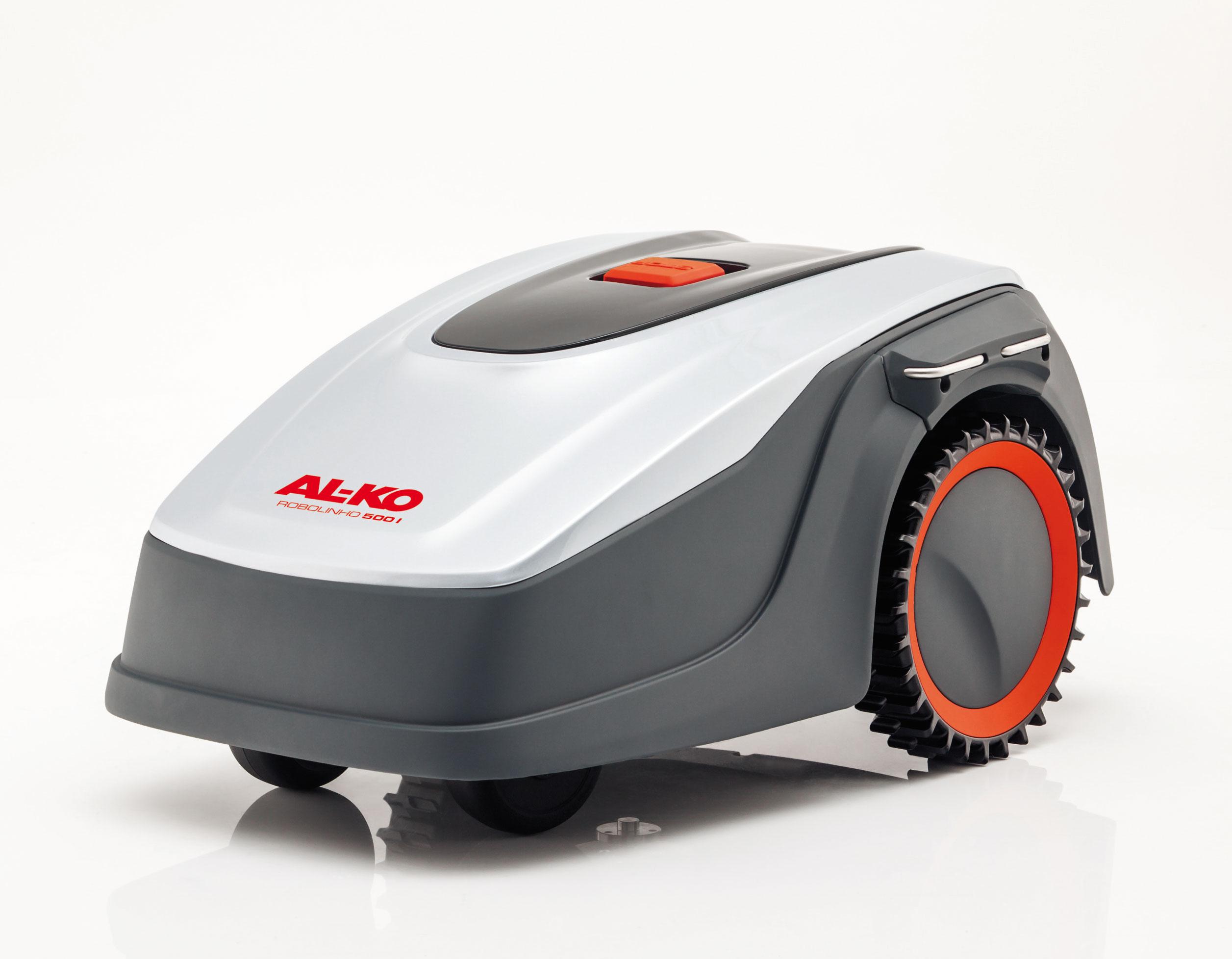 AL-KO Mähroboter Robolinho I 500 Smart 20 V / 2,25 Ah für 500m² Bild 1