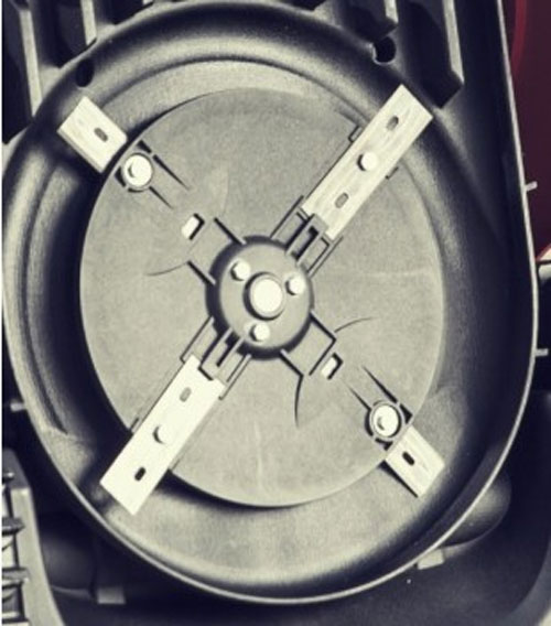 AL-KO Messerteller / Messerscheibe für Mähroboter Robolinho E/I 500 Bild 1
