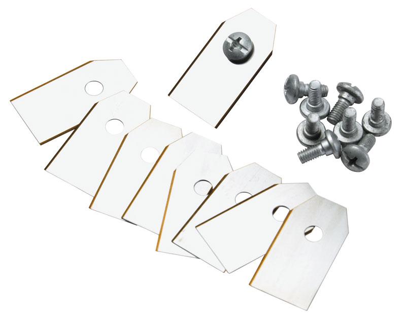 GARDENA Ersatzmesser zu Mähroboter 04087-20 Bild 1
