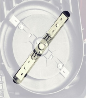 AL-KO Ersatzmesser Set für Mähroboter Robolinho E/I 500 20 cm