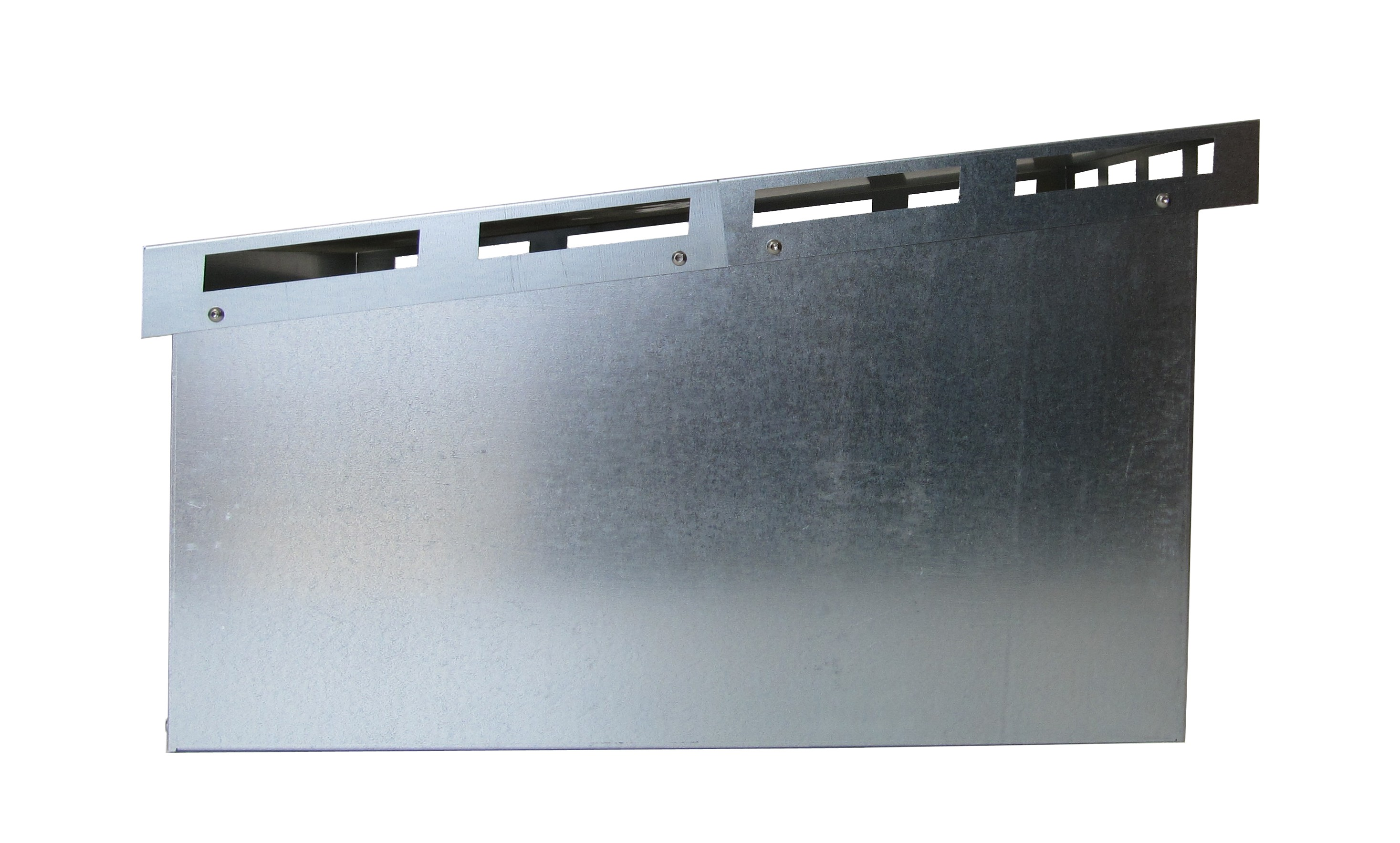 Mähroboter Garage Bio I ediGarden Stahl silber 62x77x44cm Bild 2