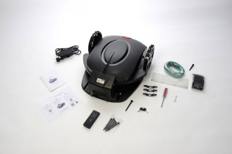 Mähroboter / Rasenroboter RoboGoat 5001 24 V / 7 Ah Schnittbreite 32cm