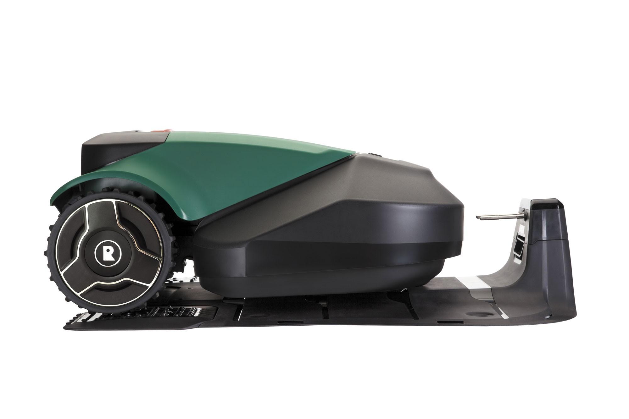 Robomow Mähroboter / Rasenroboter RS Royal 615u SB 56cm Bild 1