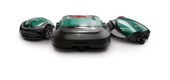 Robomow Mähroboter / Rasenroboter RX Clever 20u SB 18cm Bild 2