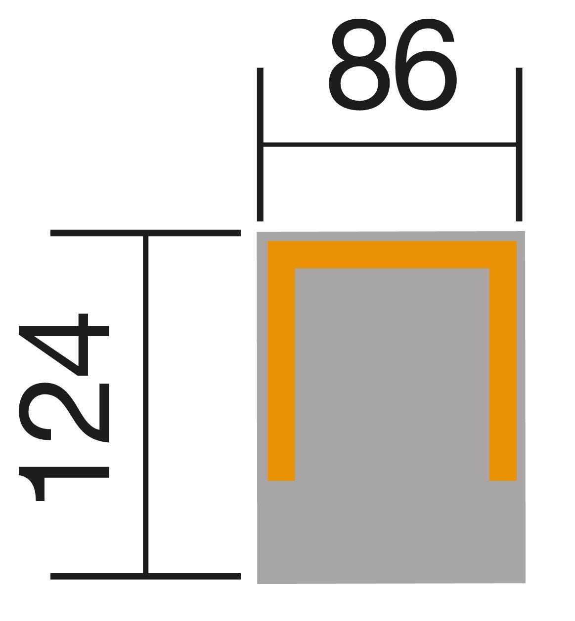 Weka Mährobotergarage 367 Flachdach natur 86x124x54cm Bild 3