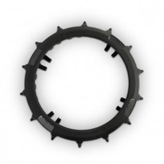 Wolf Garten Radaufsätze Robogrips für Loopo 1000 / 1500 Bild 1