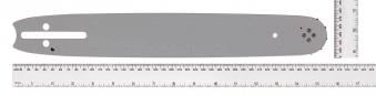 """Schwert BRO055 für McCulloch Kettensäge 45cm/18"""" Bild 1"""