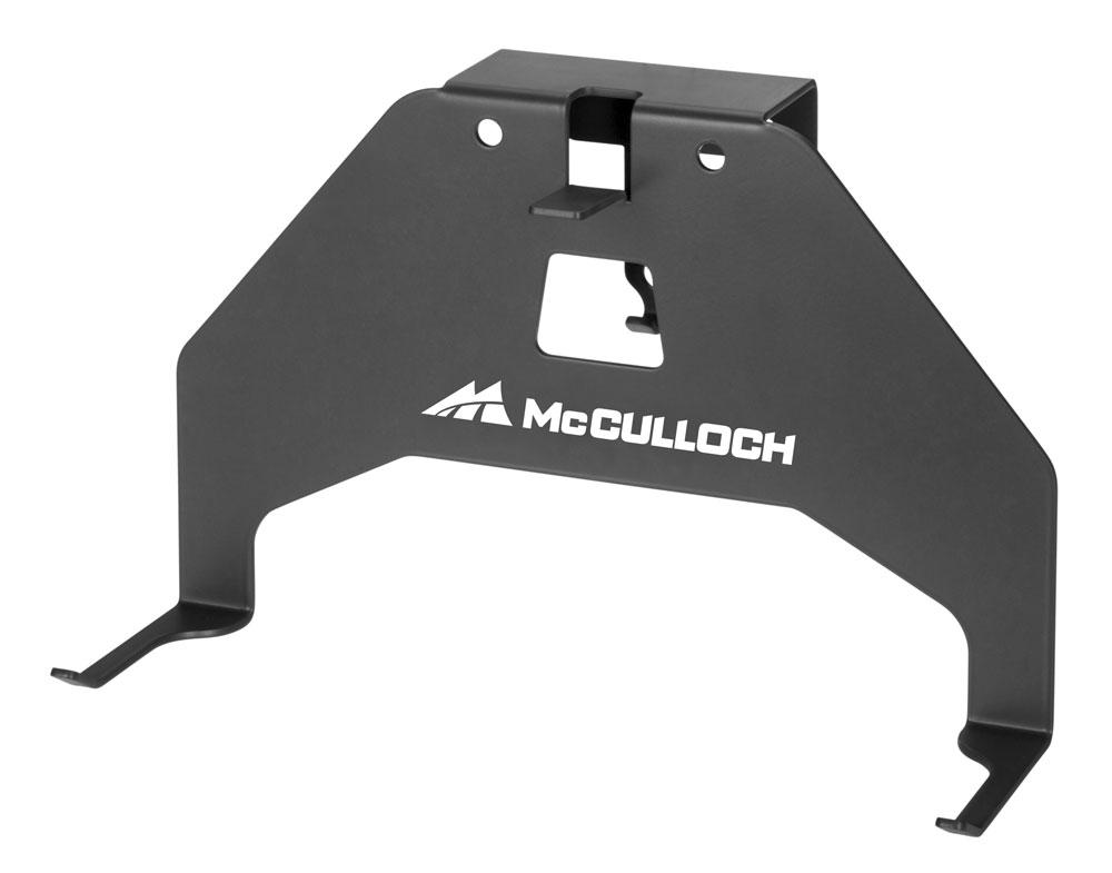 Wandhalterung für McCulloch Mähroboter ROB S400 + S600 Bild 1