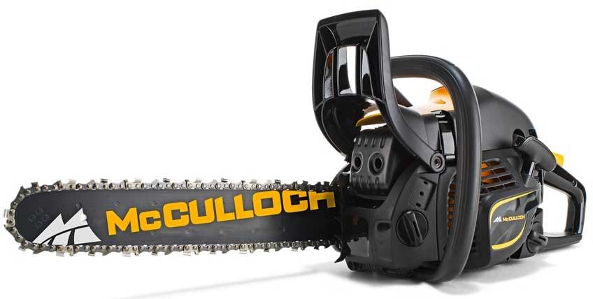 McCulloch Benzin Kettensäge CS 410 Elite Schwertlänge 38cm Bild 1