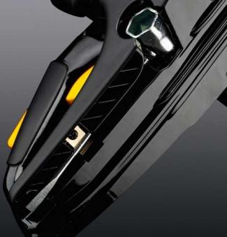 McCulloch Benzin Kettensäge CS 410 Elite Schwertlänge 38cm Bild 3