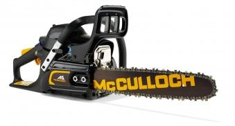 McCulloch Benzin Kettensäge CS35S Schwertlänge 35cm Bild 1