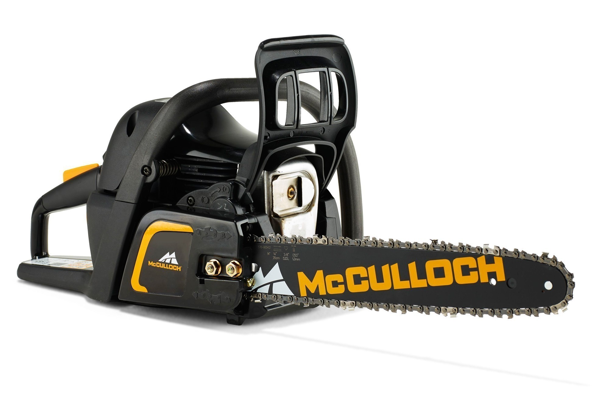 McCulloch Benzin Kettensäge CS42S Schwertlänge 35cm Bild 1