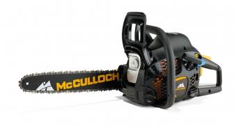 McCulloch Benzin Kettensäge CS42STE Schwertlänge 40cm Bild 3