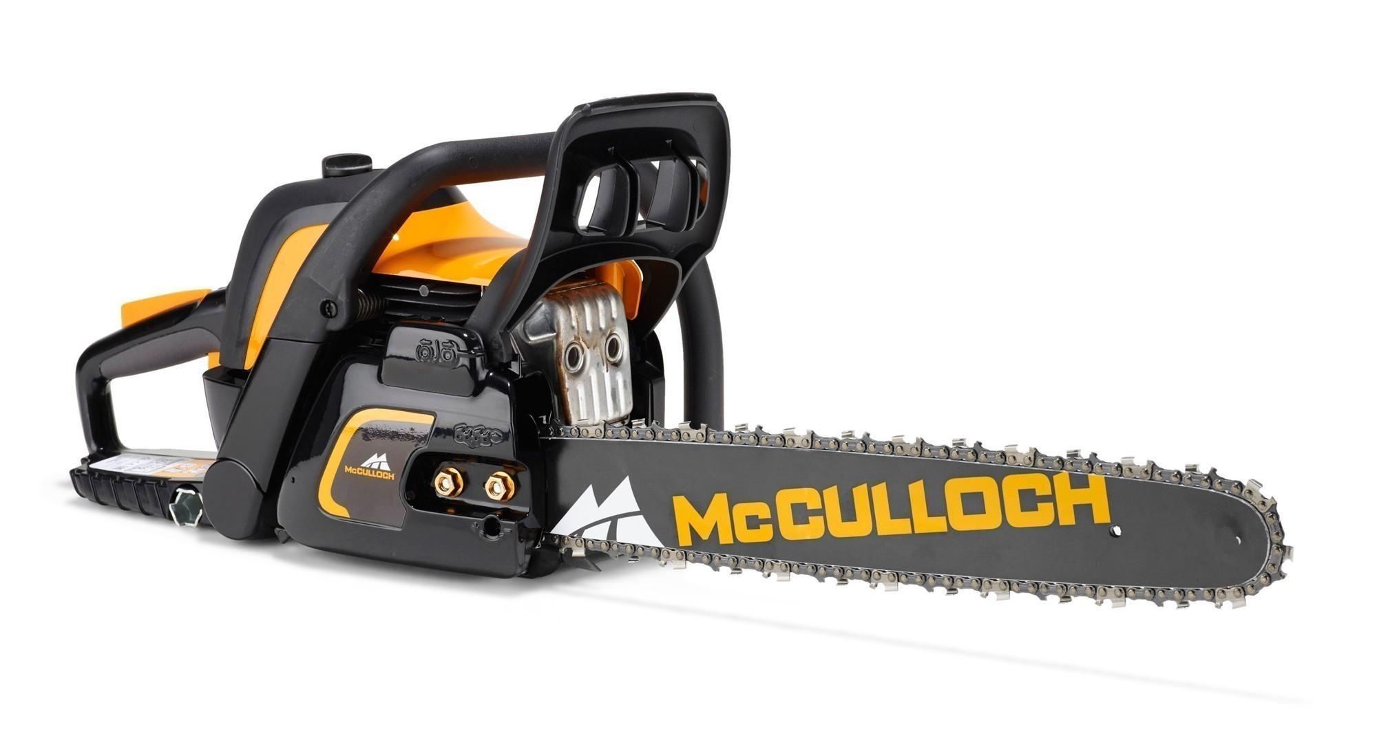 McCulloch Benzin Kettensäge CS50S Schwertlänge 45cm Bild 1