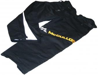 McCulloch Schnittschutz Hose / Beinlinge Einheitsgröße CLO009 schwarz Bild 1
