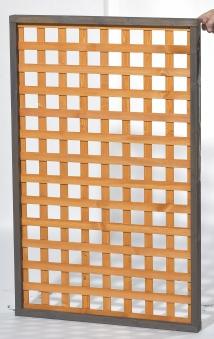 Erweiterungselement für Holz Mülltonnenbox Zell Bild 1