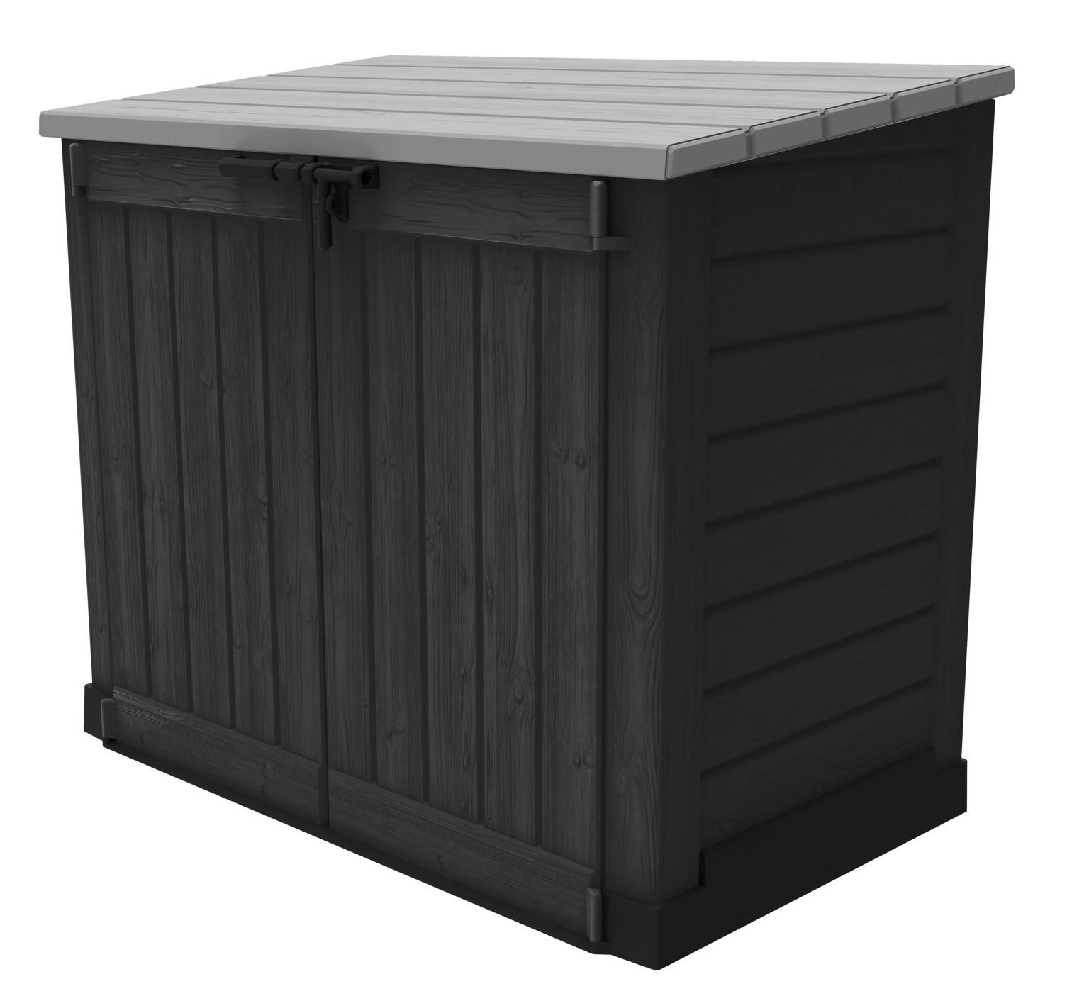 Gartenbox / Aufbewahrungsbox Keter Store It Out Max 146x82x125cm anthr Bild 1