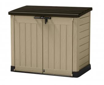Gartenbox / Aufbewahrungsbox Keter Store It Out Max 146x82x125cm beige Bild 1