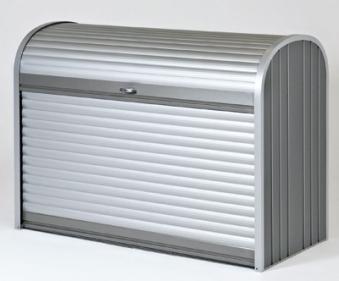 Gartenbox / Auflagenbox Biohort Storemax 120 quarzgrau Bild 1