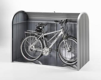 Gartenbox / Auflagenbox Biohort Storemax 190 quarzgrau Bild 2