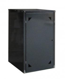 Universalbox / Mülltonnenbox Metall anthrazit 71x82x120cm Bild 1