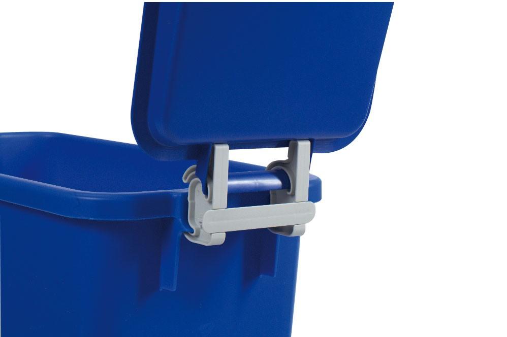 Deckelscharnier für Mehrzweck-Behälter Graf 890674 Bild 2