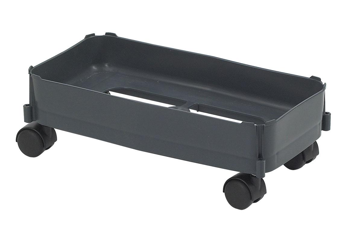 Fahrwagen für Mehrzweck-Behälter 60Liter grau Graf 778106 Bild 1