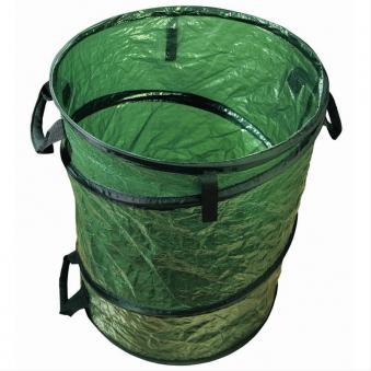Gartensack / Pop Up Sack Noor 100Liter Ø 60cm H 45cm grün Bild 1