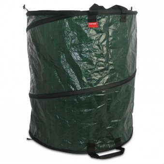 Gartensack / Pop-Up Sack Noor 200L Ø 70cm H 60cm grün