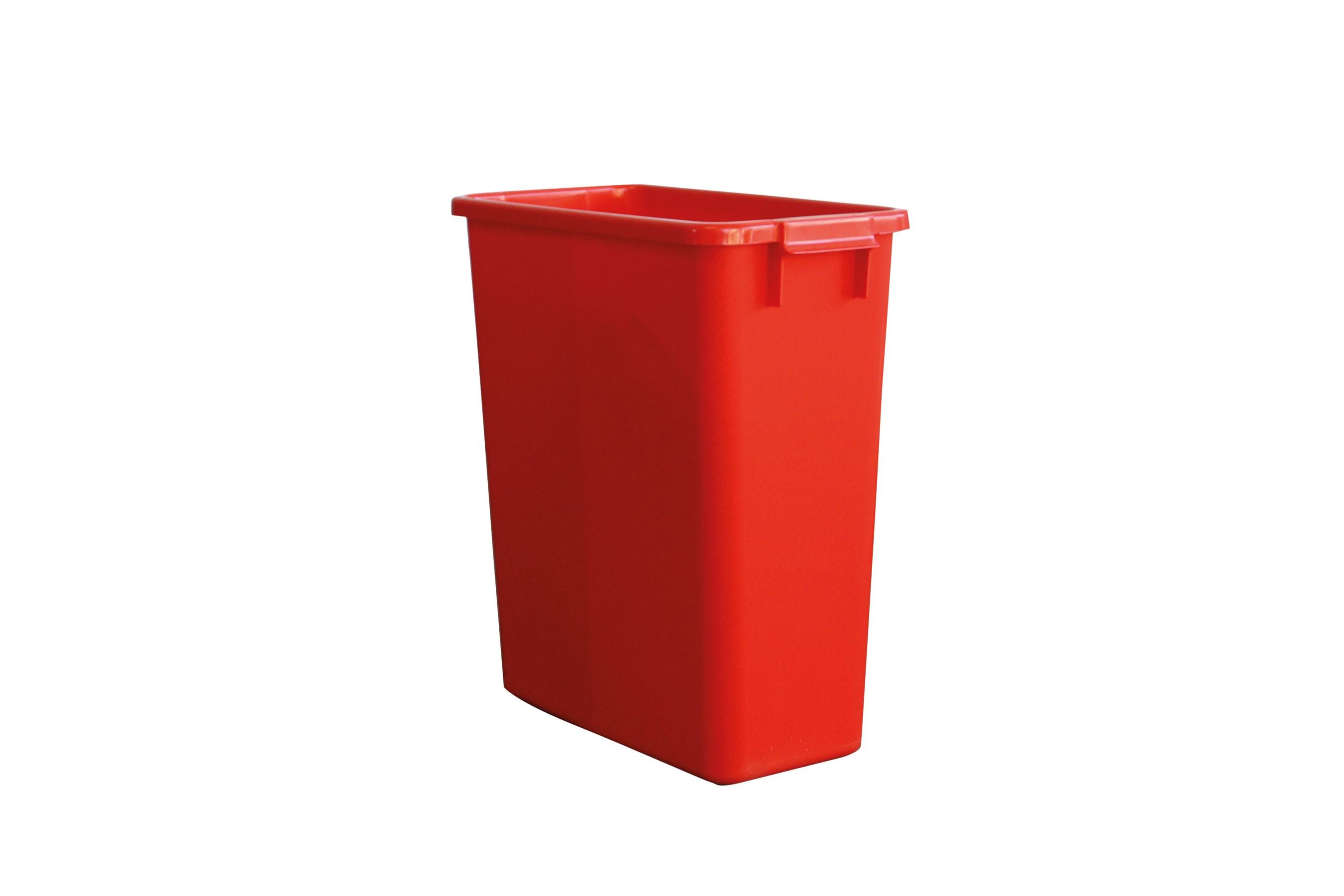 Mehrzweck-Behälter 60 Liter eckig rot Graf 778014 Bild 1