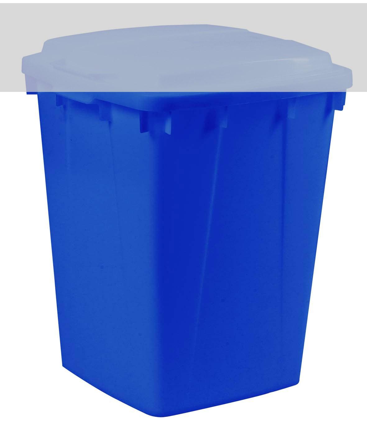 Mehrzweck-Behälter 90 Liter eckig blau Graf 778020 Bild 1