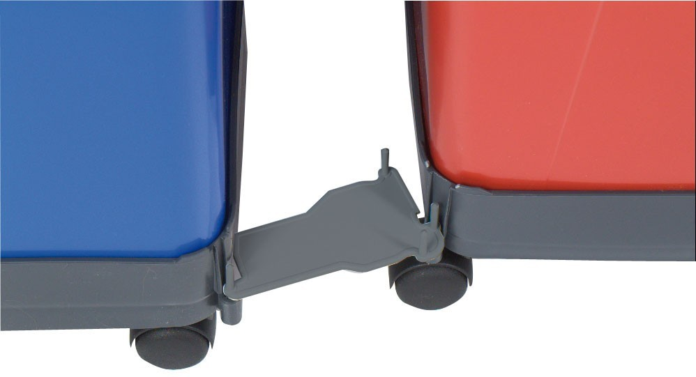 Verbindungs-Set für Fahrwagen Mehrzweck-Behälter Graf 890675 Bild 1