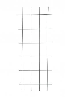 Gitterspalier / Rankhilfe Rechteckform floraworld grün 60x150cm Bild 1