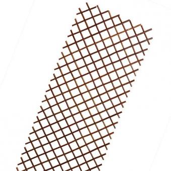 Rankgitter Weide ausziehbar Noor 1x2m Bild 1
