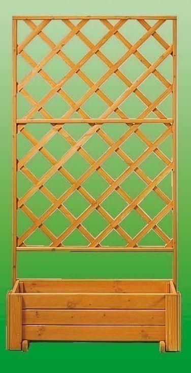 rankkasten blumenkasten spalier blumenkastensystem wachau 105x200cm bei. Black Bedroom Furniture Sets. Home Design Ideas