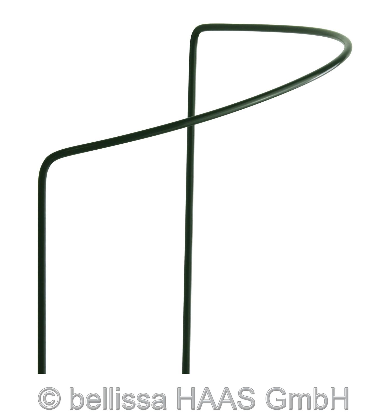 Staudenstütze / Rankhilfe halbrund bellissa 40x100cm Bild 1