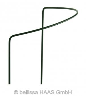 Staudenstütze / Rankhilfe halbrund bellissa 40x130cm Bild 1